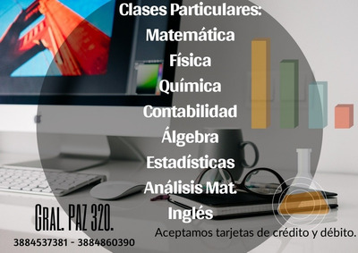 Clases Particulares Jujuy