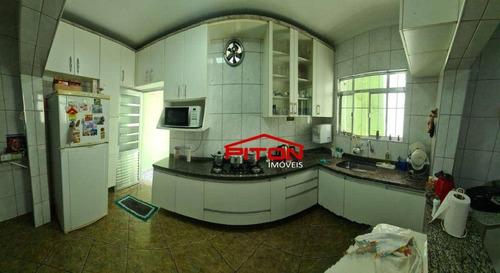Imagem 1 de 23 de Casa Com 3 Dormitórios À Venda, 276 M² Por R$ 540.000,00 - Jardim Danfer - São Paulo/sp - Ca0959