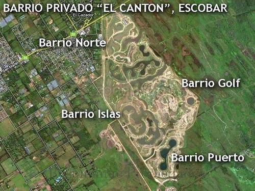 Bustamante Prop El Canton Golf 10694 Lote Venta Escobar