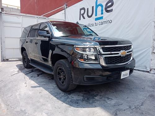 Imagen 1 de 15 de Chevrolet Tahoe 2015 5.3 V8 Ls Tela At