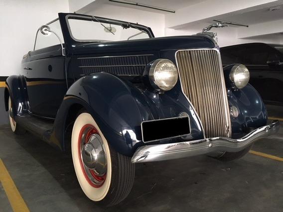 Ford Conversível 1936 - Raro