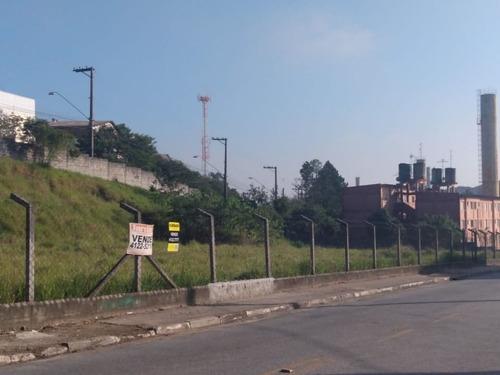 Imagem 1 de 8 de Terreno Residencial À Venda, Cooperativa, São Bernardo Do Campo - Te3720. - Te3720