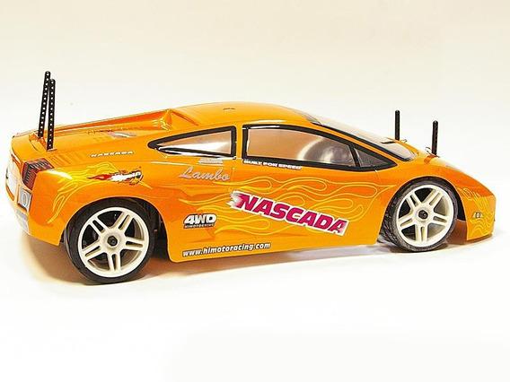 Automodelo Himoto Nascada 1/10 Motor 18cpx Combustão