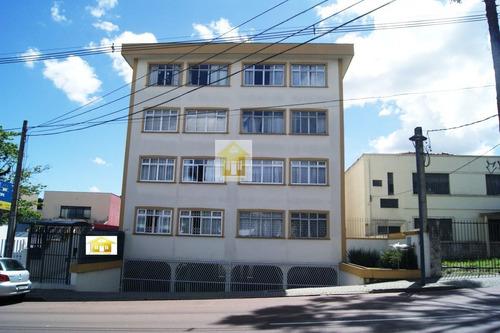 Apartamento A Venda No Bairro Água Verde Em Curitiba - Pr.  - 261-1