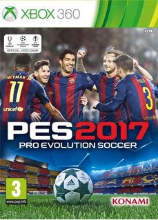 Pes 2017 Pro Evolution Soccer 2017 Xbox 360