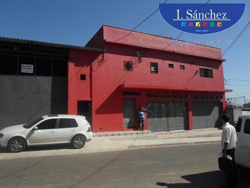 Galpão Para Venda Em Itaquaquecetuba, Vila Monte Belo - 364_1-589822