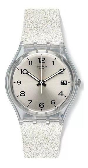 Reloj Swatch Silverblush Gm416c Mujer Envio Gratis