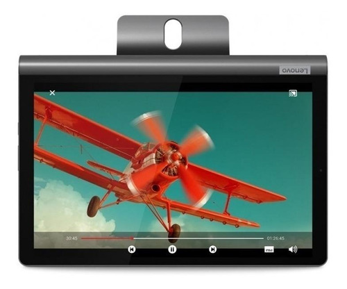 "Imagen 1 de 1 de Tablet  Lenovo  Yoga Smart Tab YT-X705F 10.1"" 64GB iron grey con 4GB de memoria RAM"