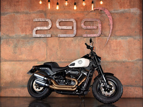 Harley Davidson Fat Bob 2018/2018 Com Abs