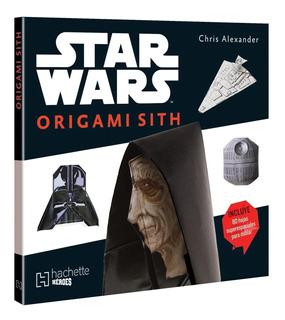 Origami Star Wars® Personajes Del Imperio Sith