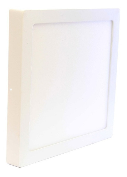 Kit 12 Painel Plafon Luminaria Led 32w Sobrepor Maxtel 6000k