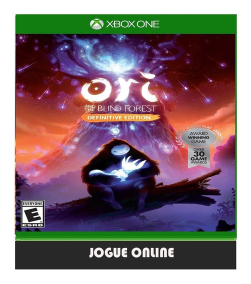 Ori And The Blind Forest: Definitive Edition X Box One