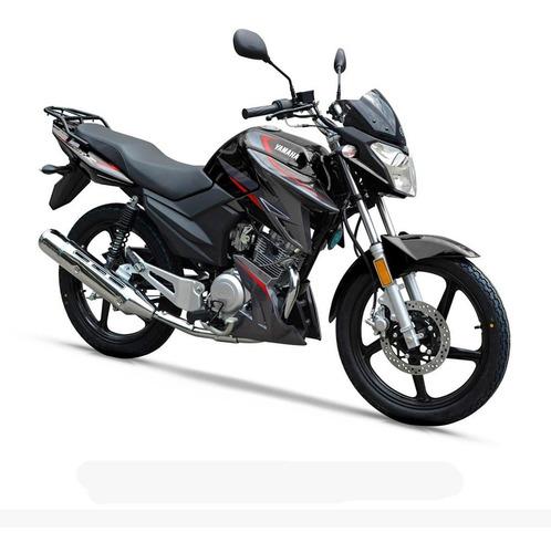 Moto Yamaha Ybr Z - 0km - Andes Motors
