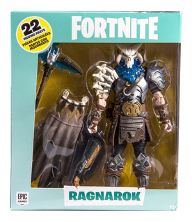 Fortnite Figura De Accion Coleccionable Ragnarok