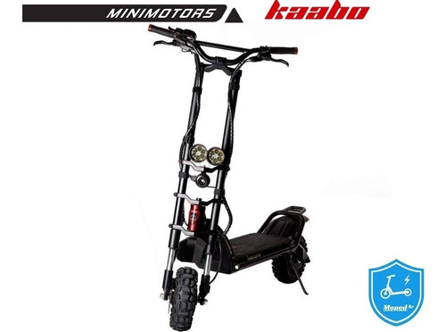 Monopatin Electrico Kaabo Wolf Warrior 11 Moped Ar