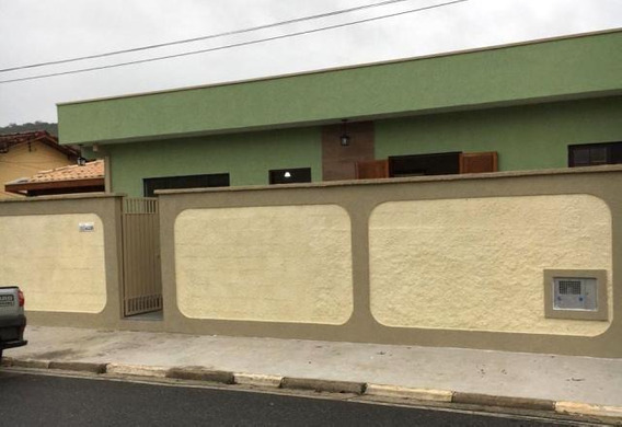 C-2491 150 M² De Terreno, Casa Com Dois Dormitórios Sendo Uma Suíte Em Guararema - Sp - 2504