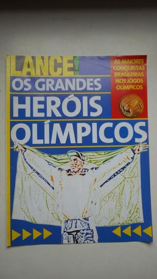 Revista Lance - Os Grandes Heróis Olímpicos