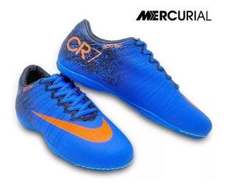 Chuteira Futsal Mercurial Cr7