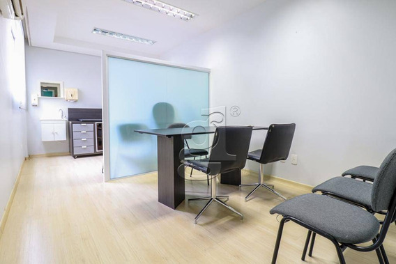 Sala Para Alugar Na Área Da Saúde , 55 M² Por R$ 2.000/mês - Lago Parque - Londrina/pr - Sa0046