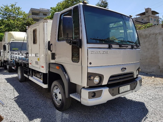 Ford Cargo 816 Ano 2014 Cabine Suplementar Real