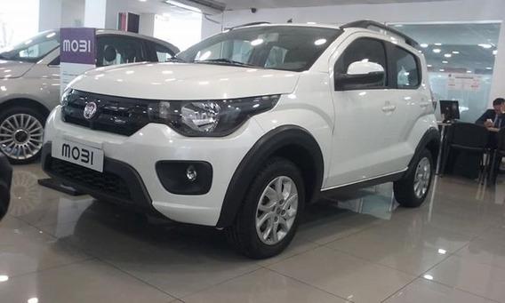 Fiat Mobi Plan Nacional $35.000 Y Cuotas $4789 F-