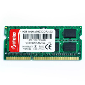 Memoria Ddr3 2 X 4gb = 8gb 1066 - 8500
