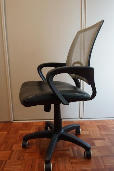Cadeira Giratória Escritório Tok Stok