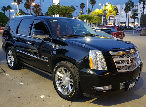 Cadillac Escalade 6.2 Paq C 4x4 At 2011