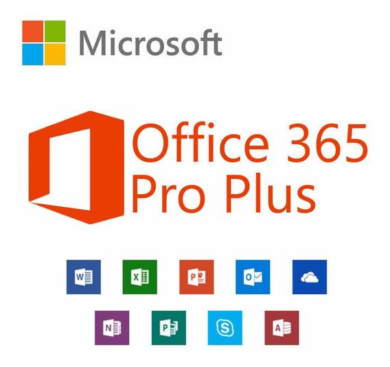 Ass.vitalício 0ffice365 Pro Plus Até 5win Ou 5macs 32/64 Bit