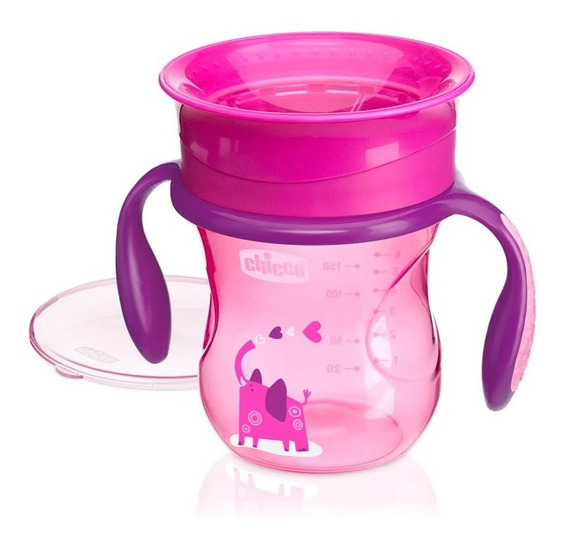 Chicco Vaso Perfect Cup Rosa 12m+ 695110037