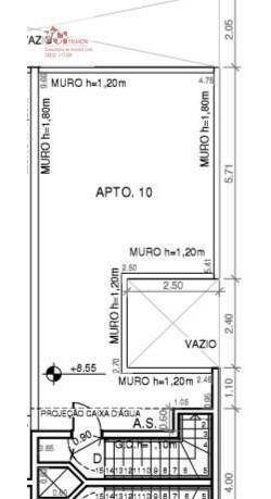 Cobertura Com 2 Dormitórios À Venda, 88 M² Por R$ 290.000,00 - Vila Curuçá - Santo André/sp - Co0741