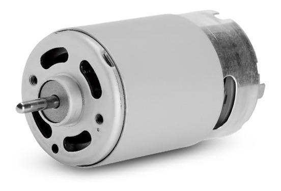 Motor Micromotor Electrico Ideal Auto Cuatriciclo A Bateria