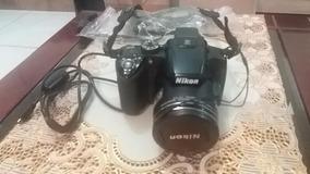 Câmera Coolpix P510, Nikon.