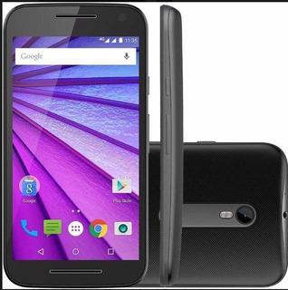 Motorola Moto G3 4g 16gb Dual Chip / Vitrine