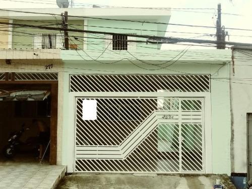 Imagem 1 de 5 de Sobrado Para Venda Por R$395.000,00 Com 100m², 3 Dormitórios, 2 Vagas E 2 Banheiros - Vila Monte Santo, São Paulo / Sp - Bdi31436