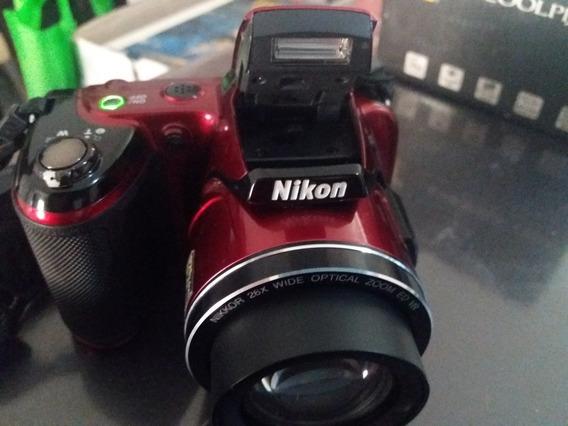 Camara Nikon Coolpix L810