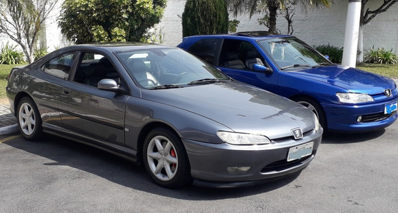 Peugeot 406 1998 - V6 Coupe