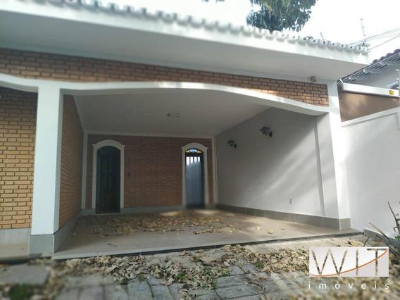 Casa Com 4 Dormitórios Para Alugar, 145 M² Por R$ 4.000/mês - Condomínio Chácaras Do Alto Da Nova Campinas - Campinas/sp - Ca0409