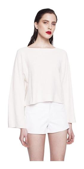 Sweater Hanna Tejido Cuello Redondo Mujer Complot