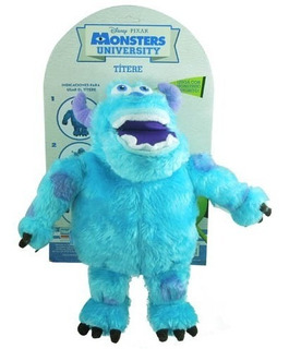 Titere Monster University Sulley Muñecos New Toys 5008 Edu