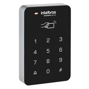 Controle Acesso Intelbras Digiprox Sa202 Senha Cartão Full