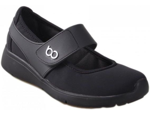 Tênis Feminino Confortável Macio Leve Com Velcro - Boaonda
