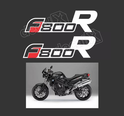 Emblema Adesivo Bmw F800r Par Bwf800r07
