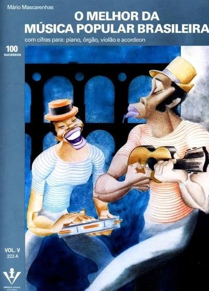 O Melhor Da Musica Popular Brasileira - Vol. 5