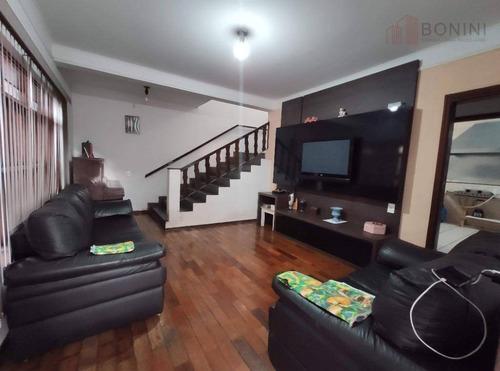 Casa Com 3 Dormitórios À Venda, 196 M² Por R$ 430.000 - Campo Limpo - Americana/sp - Ca0564