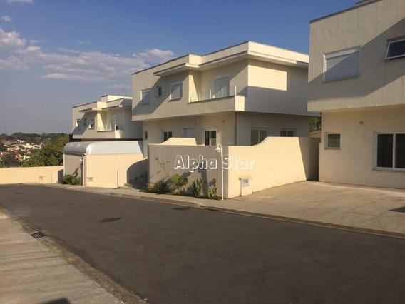 Casa Linda, Excelente Condomínio, Bairro Espetacular, Ultimas Unidades, Venda - Residencial Boa Vista - Cotia/sp - Ca2447