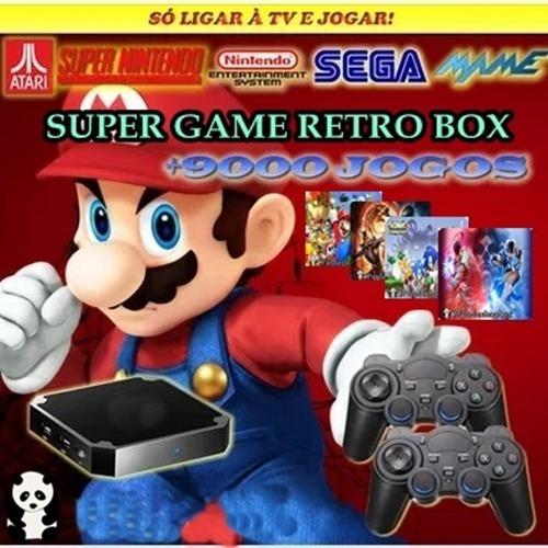 Super Game Box Retro