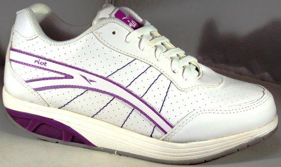 Zapatillas Tonificadoras Ejercitas Caminando Art 2000