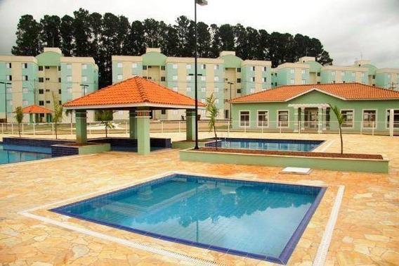 Apartamento Residencial À Venda, Dois Córregos, Piracicaba. - Ap0670