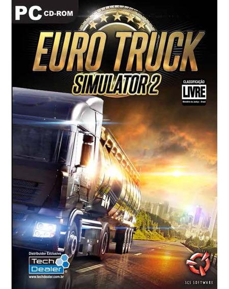 Euro Truck Simulator 2-pc